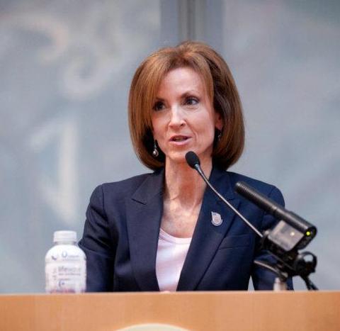 Congresswoman Nan Hayworth