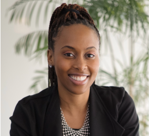 Carmelle Cadet- Founder and CEO EMTECH